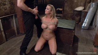 Cock girl for sex and submission bondage