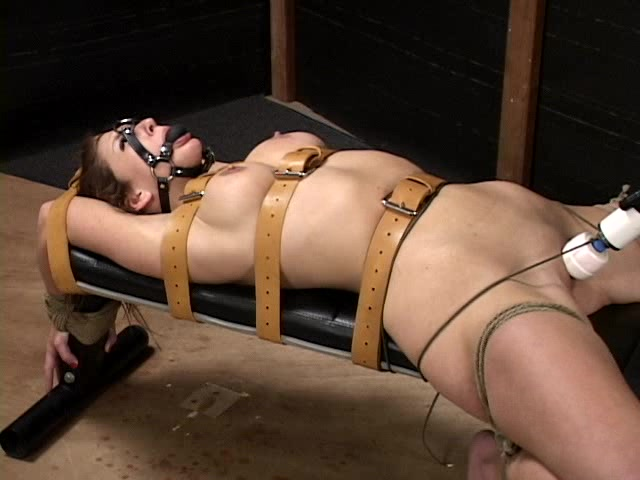 sex slave punished